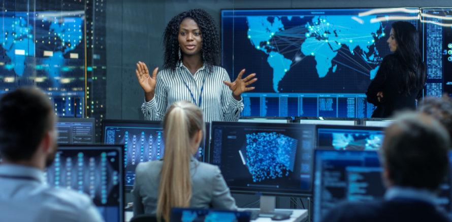 Women in Technology - Company Award